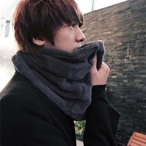 【围巾围法】男士围巾的各种围法大全图解