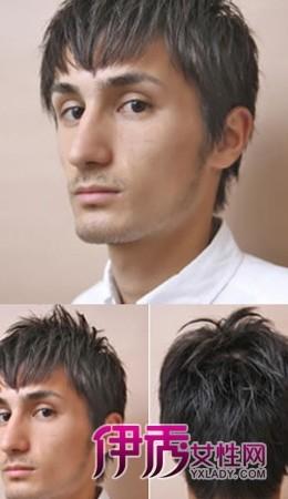 夏季清凉男士最新发型设计大推荐