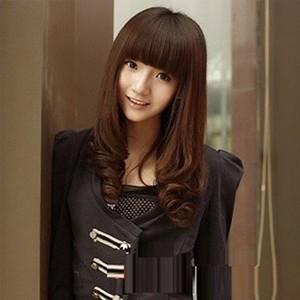 【长脸歌曲】长脸适合女生及适合发型长脸发型粤语女生图片
